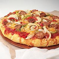Tuscan Pizza: Main Image