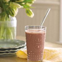 Pomegranate Morning Shake: Main Image
