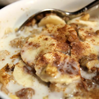 Banana Bread Oatmeal: Main Image