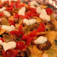Guilt-Free Late-Night Nachos: Main Image