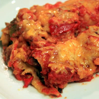 Healthy Vegetarian Enchiladas: Main Image