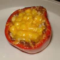 Mexican Stuffed Peppers: Main Image