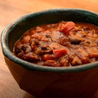Vegetarian Bean Stew: Main Image