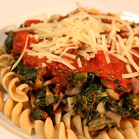 Gourmet, Healthy 20-Minute Pasta: Main Image