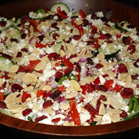 Healthy Greek Salad Recipe: Main Image