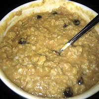 Pumpkin Pie Oatmeal: Main Image
