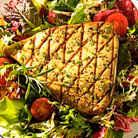 Proven�al Grilled Tuna Salad: Main Image