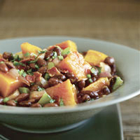 Black Soybean and Butternut Squash Stew: Main Image