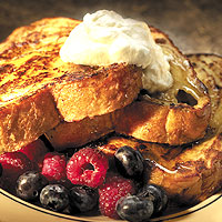 Vanilla French Toast: Main Image
