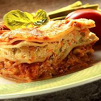 Lasagna Primavera: Main Image