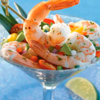 Shrimp Ceviche: Main Image