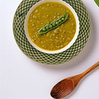 Split Pea Soup with Herbes de Provence: Main Image