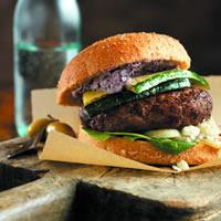 Olympian Burgers: Main Image