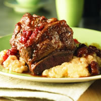 Wine-Braised Short Ribs: Main Image