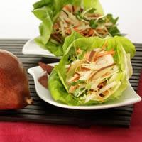 Wasabi Pear Lettuce Wrap: Main Image
