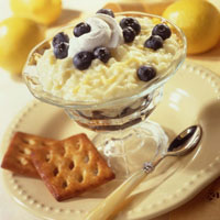 Lemon Blueberry Bliss: Main Image