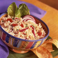 Santa Fe Smokin' Rice Salad: Main Image