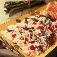 Springtime Rice: Main Image