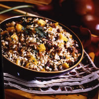 Tutti Fruitti Rice Salad: Main Image