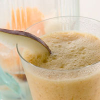 Breakfast Pear Smoothie: Main Image
