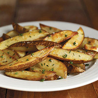 Fresh Rosemary Fries: Main Image