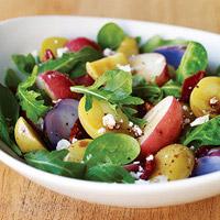 Mediterranean Sun Kissed Savory Salad: Main Image