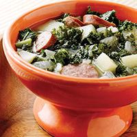 Caldo Verdi Soup: Main Image