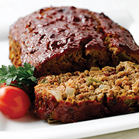 Classic Meatloaf: Main Image