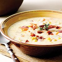 Corn and Potato Chowder: Main Image