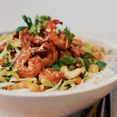 Image of Asian Shrimp Or Chicken Salad, Walmart