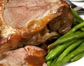 Honey-Baked Leg of Lamb