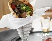 Lola's Leg of Lamb Shawarma with Tomato Jam