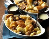Bread Pudding with California Dried Figs