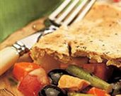 Country Style Turkey Pot Pie