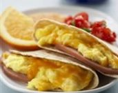 Easy Egg Breakfast Quesadillas