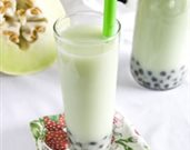 Honeydew Bubble Tea