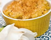 Roasted Butternut Squash and Goat Cheese Macaroni