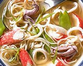 Spicy Asian Seafood Soup