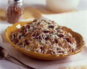 Creamy Red Beans and Rice with Caramelized Onions
