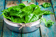 A Green Light for Greens: Leafy Greens May Help Protect Your Vision