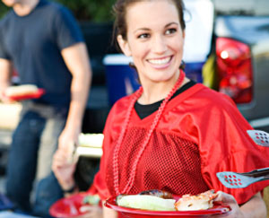 Get the Game Plan for a Terrific Tailgate Party: Main Image