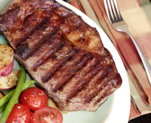 Cook Meat Right for Good Health: Main Image