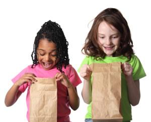 School Lunch Savvy for Gluten-Free Kids: Main Image