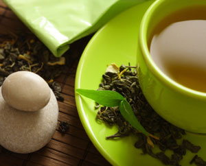 Green Tea Lowers Cholesterol: Main Image
