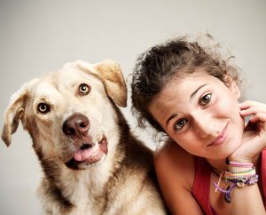 How Pets Keep You Happy and Healthy: Main Image