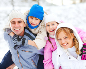 Parents: Tips for Preventing Winter Illness: Main Image