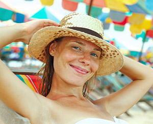 What's Worse for Health: Sun or Sunscreen?: Main Image