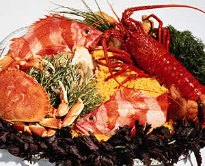 Selecting Safe & Healthful Seafood: Main Image