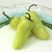 Hungarian Wax Pepper: Main Image