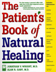 The Patient's Book of Natural Healing: Main Image
